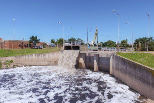 rio reconquista: se licitaron obras en las estaciones de bombeo para controlar inundaciones