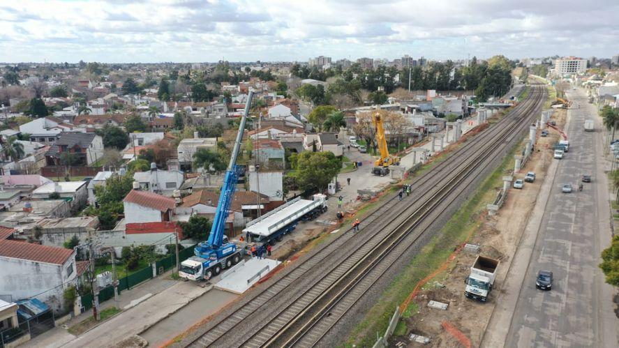 El servicio del tren Sarmiento será limitado este fin de semana