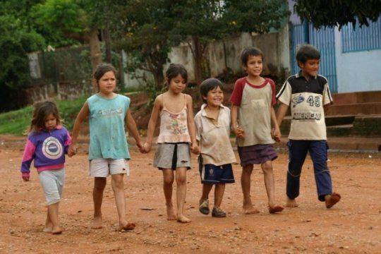 al aumento de la pobreza en la infancia, responden con mayor represion