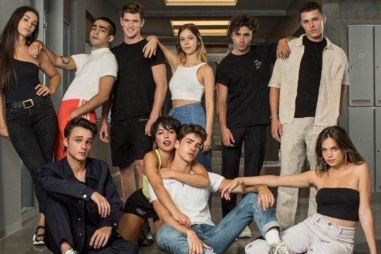 netflix dio a conocer el elenco de la cuarta temporada de elite