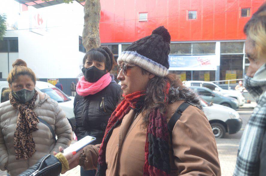 Familias permanecen en la toma de Olavarría y el desalojo sería inminente