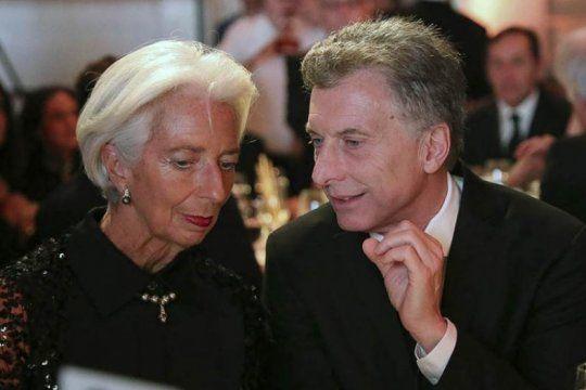 el fmi aprobo otro desembolso y recomendo mas ajuste para lograr el equilibrio fiscal