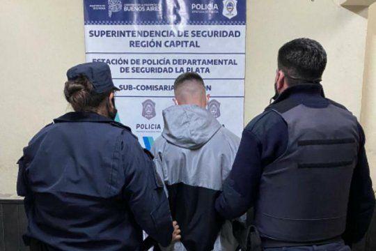El ladrón de 24 años fue detenido tras una celada en el barrio San Carlos