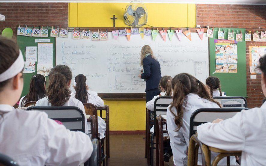 Así se trabaja en el Día de la Mujer en las escuelas bonaerenses