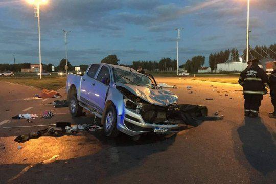 accidentes mortales en ruta 7: ya van 22 personas fallecidas y es el registro mas alto en anos