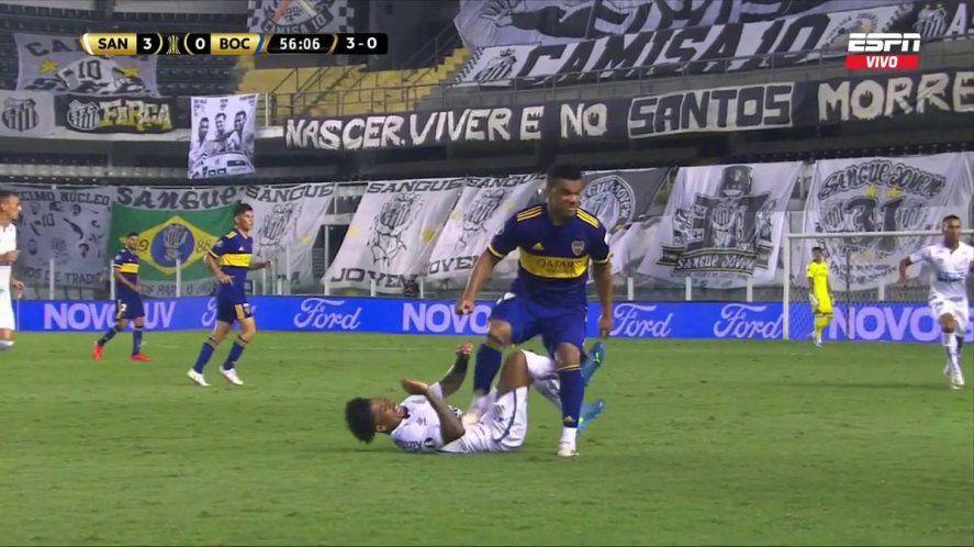 La parodia viral de Lucas Rodríguez tras la derrota de Boca