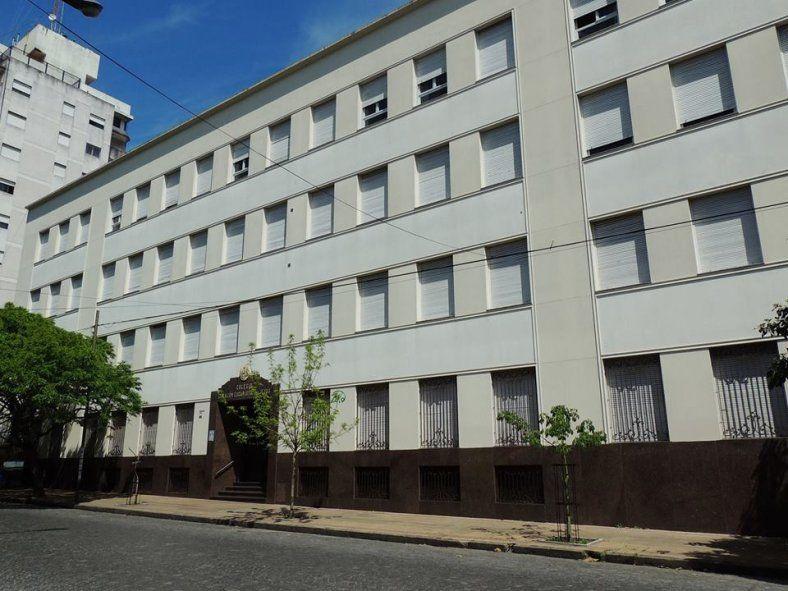 La Plata: El colegio Eucarístico sin clases presenciales