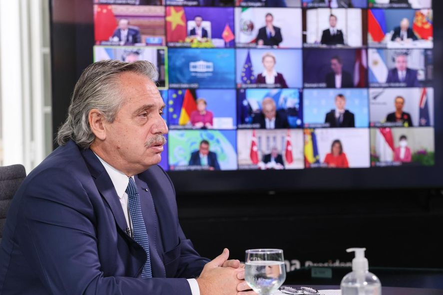El presidente abrirá la cumbre latinoamericana sobre cambio climático