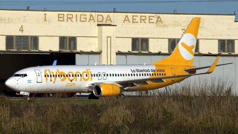Otro vuelo de Flybondi tardó unas 15 horas para unir destinos que normalmente se realizan en 90 minutos
