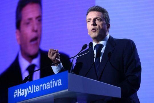 uno por uno: los diez compromisos que presento massa para una argentina a largo plazo