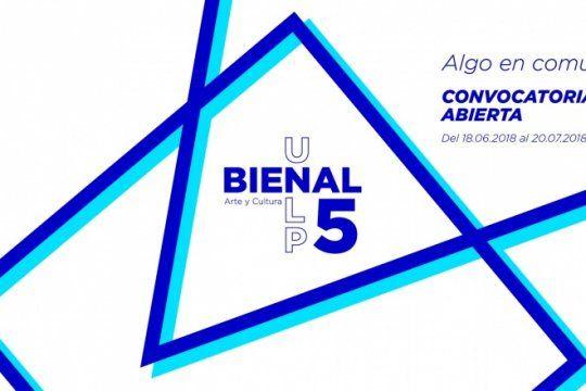 convocatoria abierta: la unlp recibe proyectos para la 5º bienal universitaria de arte y cultura