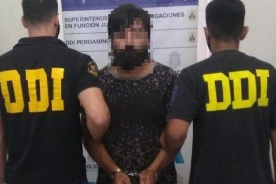 Rubén Pérez fue detenido en Pergamino. Se había cambiado la identidad