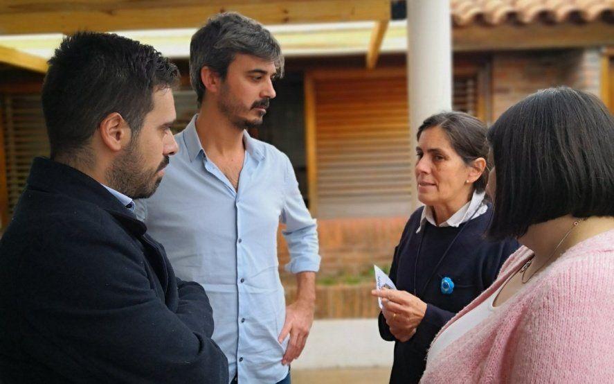 Merlo: habrá interna en Cambiemos entre un candidato de Vidal y otro de Jorge Macri