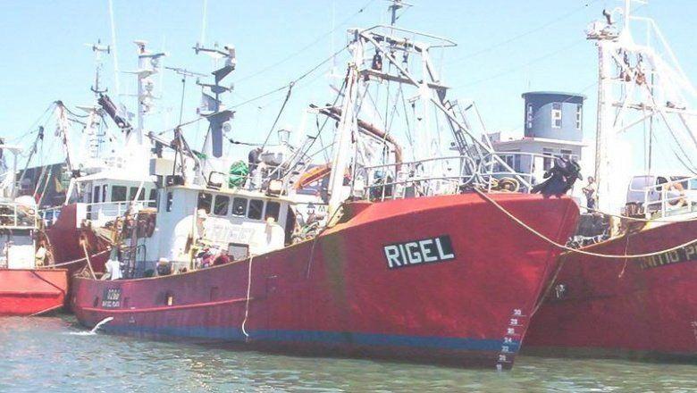 Hallaron el Rigel: Prefectura encontró el pesquero hundido