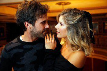 Laurita Fernández aclaró que hace más de un mes que no están juntos.