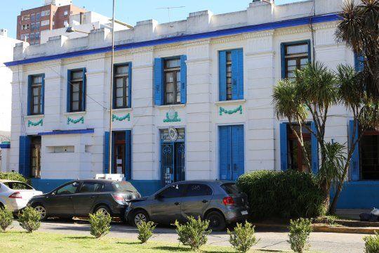 El procedimiento se efectuó en la comisaría Segunda de La Plata