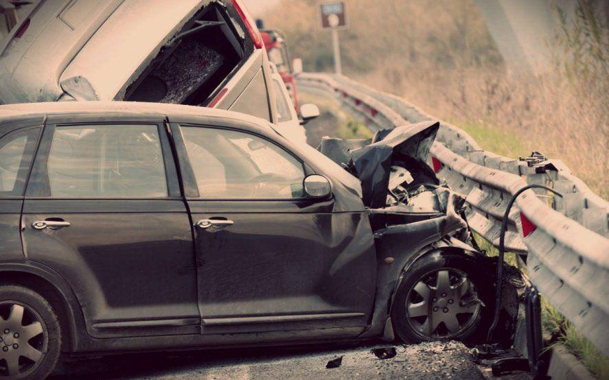 Cada año mueren 10 mil personas en Argentina por lesiones de accidentes de tránsito