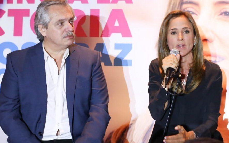 """Victoria Tolosa Paz llamó a la unidad del peronismo en La Plata"""" para """"ganarle a Julio Garro"""""""