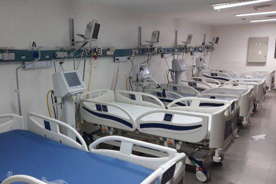 Estremecedor. 6 de cada 10 pacientes que ingresan a terapia intensiva por coronavirus fallecen.