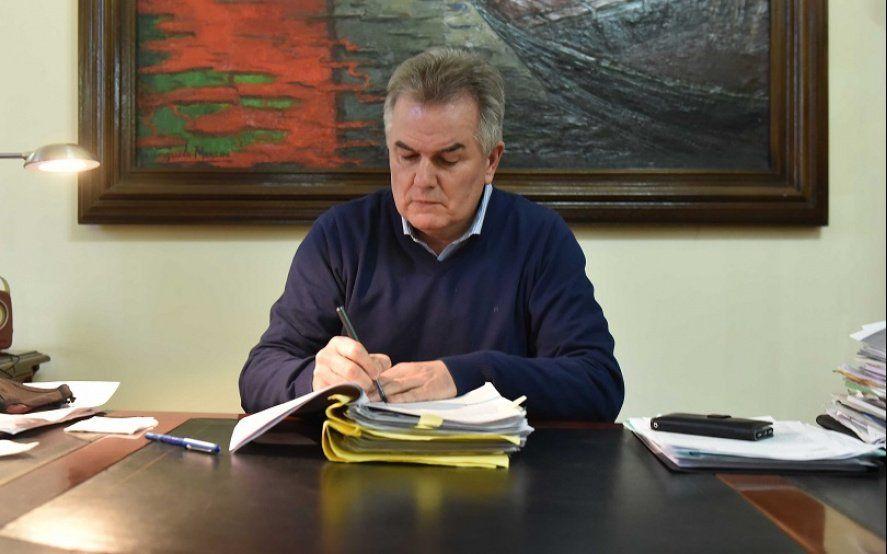 COVID en Bahía Blanca: el intendente Héctor Gay otra vez aislado