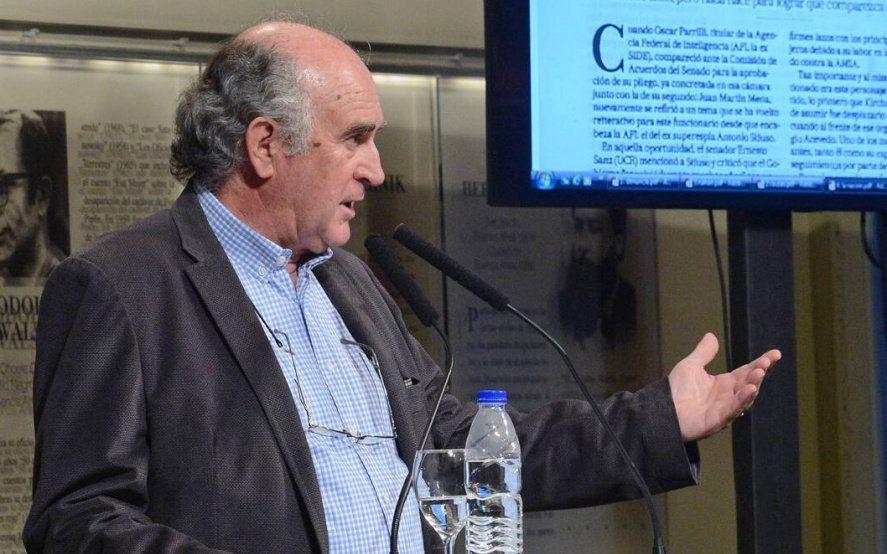 "Oscar Parrilli le respondió a Luis Majul: ""es un personaje menor, caricaturesco"""