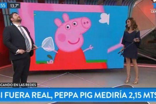 ?mediria 2,15 metros?: el meme de winazki y ?peppa pig? en tn que se hizo viral