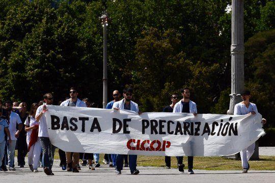 Cicop exige a Kicillof que mejore la oferta salarial en el marco de las paritarias