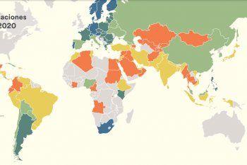 Argentina ocupó el puesto N° 25 de nivel de inglés en el mundo y el primero de Latinoamérica.