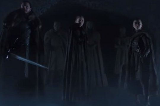 atencion fanaticos: la ultima temporada de game of thrones ya tiene fecha de comienzo