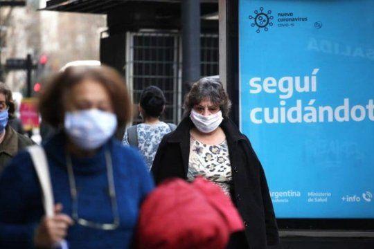 27.216 nuevos contagios de coronavirus en el país