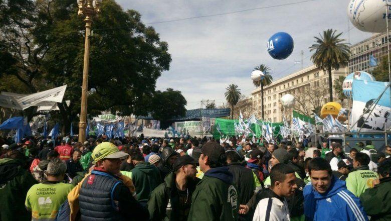 21-F: Estos son los servicios que se verán afectados por la marcha contra el Gobierno