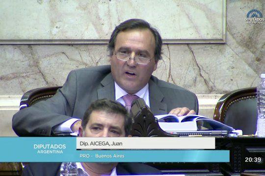 El diputado marplatense responde a la figura de Emilio Monzó