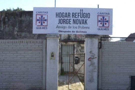 solidarios pero inseguros: caritas intenta recuperar lo robado en el hogar refugio jorge novak
