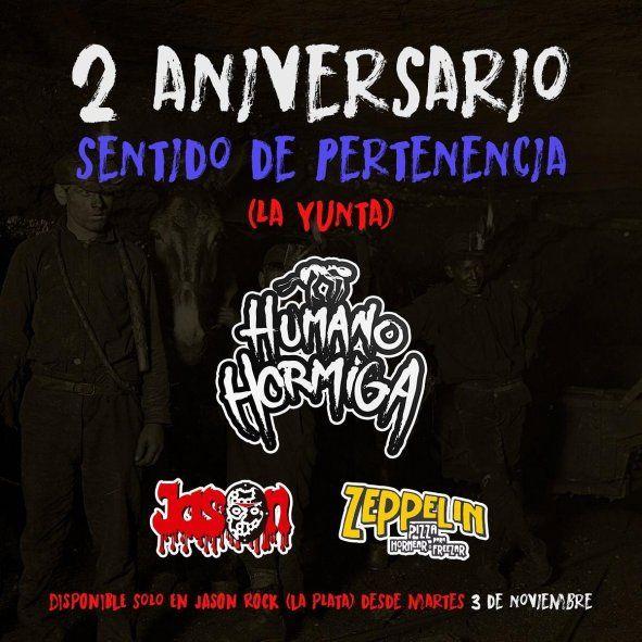 Humano Hormiga junto a Juano Falcone estrenaron una canción a para ayudar a un comedor de Los Hornos.