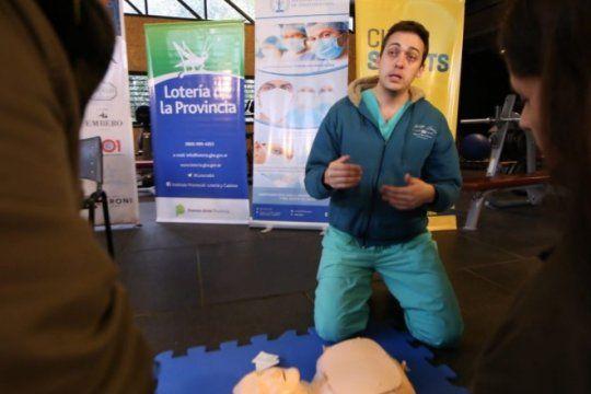 jornada rcp: entra y conoce como proceder ante un accidente cardiorrespiratorio