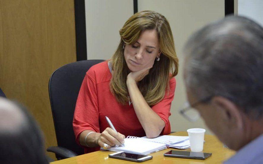 """Tolosa Paz detalló el plan central del gobierno para """"combatir el drama de la inseguridad alimentaria"""""""