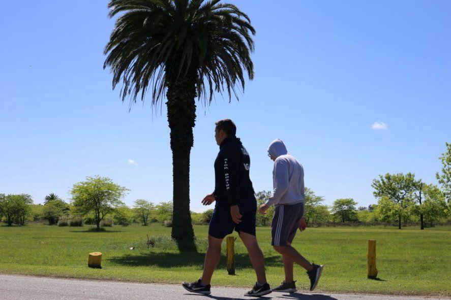 Habrá buen tiempo este fin de semana en La Plata
