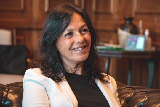 Vilma Ibarra explicó el proyecto de legalización del aborto enviado al Congreso.