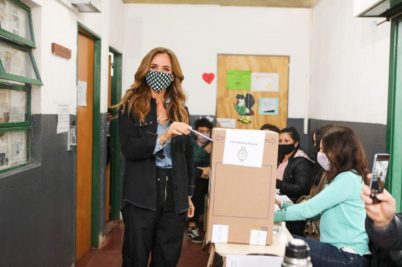 Elecciones: la campaña de Victoria Tolosa Paz, minuto a minuto