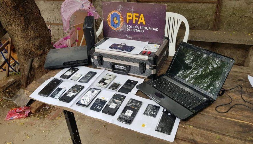 Pinamar: cayó un hombre de 57 años por distribuir pornografía infantil