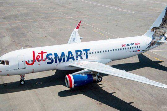 JetSmart comenzará a operar desde Ezeiza tras el rechazo del Gobierno a la reapertura del aeropuerto El Palomar