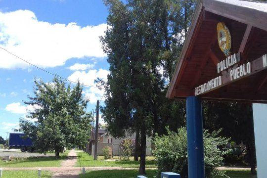 El robo fue cometido en el barrio El Soleado en Luján
