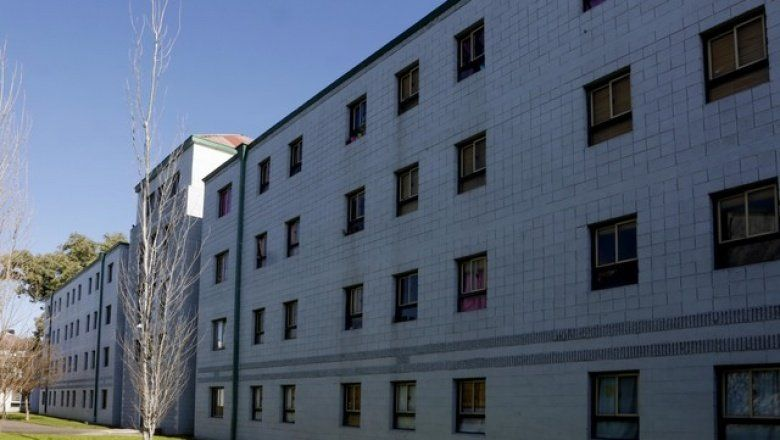 Más oportunidades: el Albergue Universitario alcanzará su máxima capacidad de alojamiento