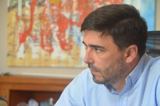 Ezequiel Galli, el intendente de Olavarría, mano a mano con INFOCIELO.
