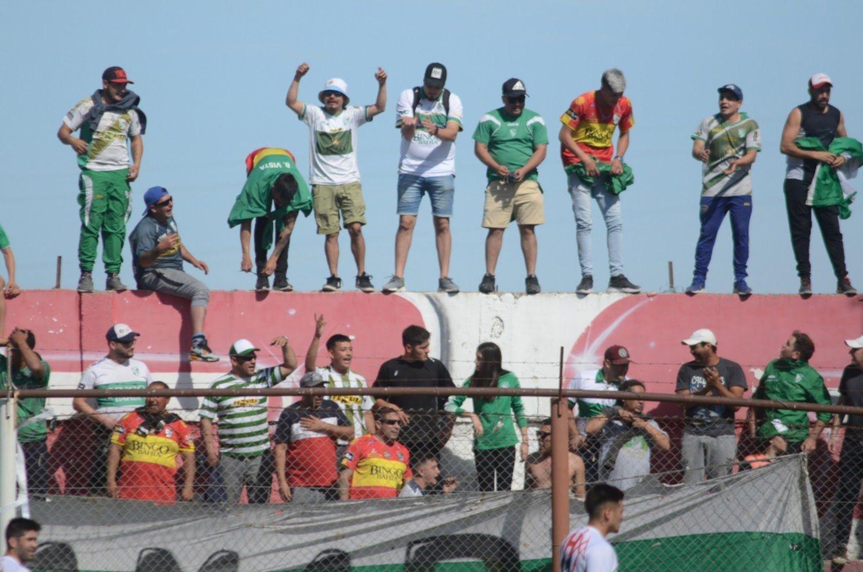 Bahía Blanca: violencia en el fútbol (Fotos gentileza de LA Nueva)