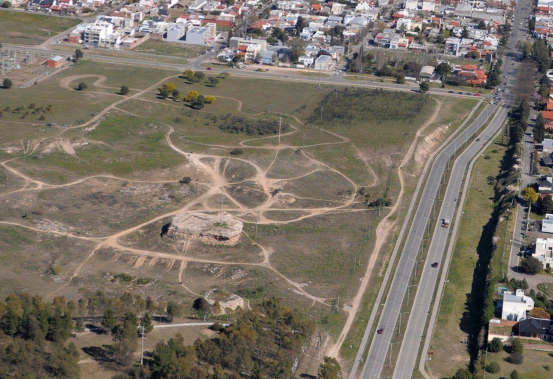 El parque Campaña del Desierto, en Bahía Blanca