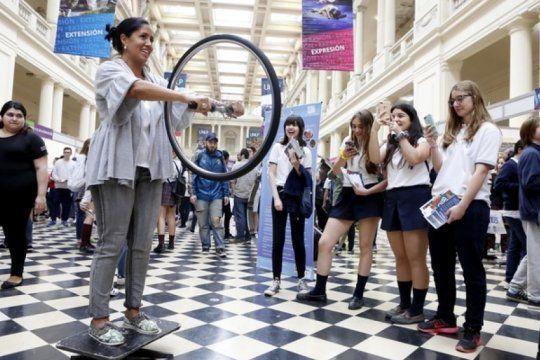 ¿no sabes que estudiar? la unlp se prepara para recibir a 10 mil alumnos en una nueva expo universidad