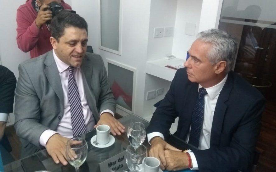 Los magistrados de la Provincia reciben al candidato de Vidal para ingresar a la Suprema Corte