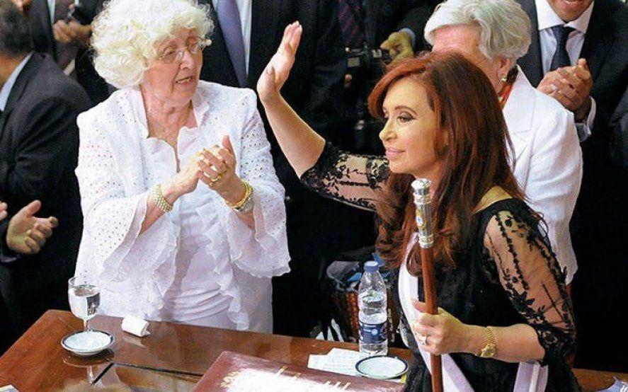 Internaron a la madre de Cristina Kirchner en el Hospital Italiano de La Plata