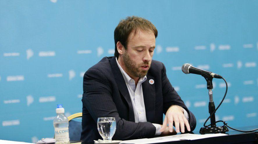 El ministro de Economía y Hacienda bonaerense